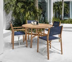 Directors Folding Chair Voyager Directors Chair By Gloster Design Povl Eskildsen