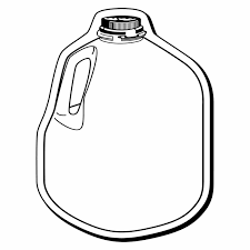 milk coloring pages free printable coloring page food drink milk gallon food fruit