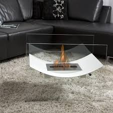 electric freestanding fireplaces portable home fireplaces