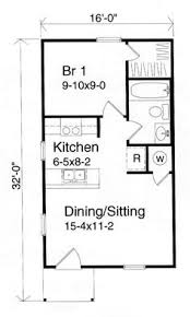 Small Guest House Floor Plans Cottage 395 Sq Ft Container Home Designs Pinterest Tiny