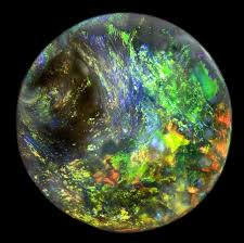 african green opal opal gemstone buzz