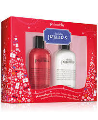 philosophy 2 pc pajamas gift set gifts value sets