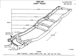 Ford Ranger Truck Frames - steering box to frame problem ford truck enthusiasts forums