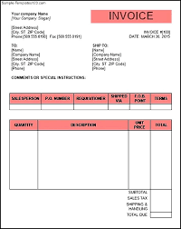 australian tax invoice template excel invoice example tax