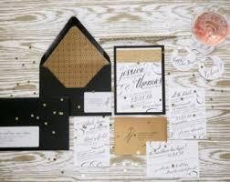 new years wedding invitations modern confetti wedding invitationspolka dot wedding
