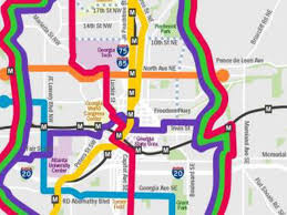 Chicago Trolley Map by 50 Miles Of New Atlanta Streetcar Lines Billed As U0027priority