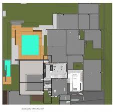 modern architecture floor plans single modern house design house sar by nico der meulen