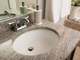 bathroom countertop materials options and comparisons