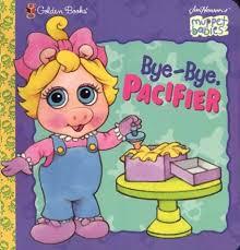 bye bye pacifier jim henson u0027s muppet babies louise gikow
