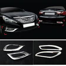 hyundai sonata 2011 accessories accessories fit for 2011 2012 2013 hyundai sonata yf i45 chrome