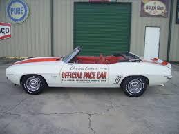 69 camaro pace car 1969 chevy camaro z11 pace car matching 350 engine transmission