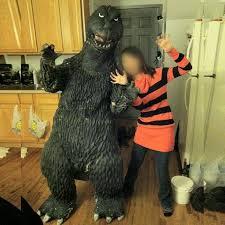 godzilla costume dinosaur costume