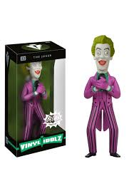 The Office Joker Halloween by 1966 Batman Joker Vinyl Idolz Figure