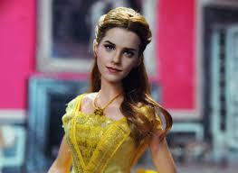 artist fixed disney u0027s ugly belle doll emma watson