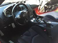 370z Nismo Interior 2011 Nissan 370z Interior Pictures Cargurus