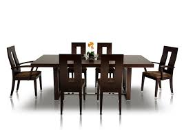 use modern furniture to establish a style in your dining room la
