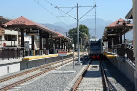 Metro Gold Line Extension Map by Good News For Commuters Work Completed On Foothill Gold Line