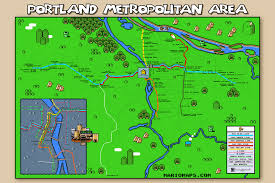Map Portland by Portland Super Mario Map Some Chicago Improvisor