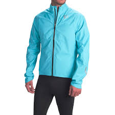 cycling jacket pearl izumi select barrier wxb cycling jacket for men save 48