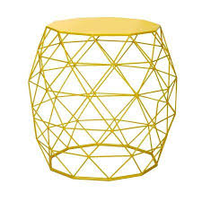 trading pattern shipping free shipping buy joveco triangle pattern metal end table side