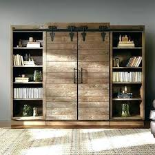 Bookcases With Doors Uk Closed Bookcase How Bookcase With Glass Doors Uk Vacation And