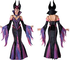 Halloween Costume Maleficent Purple Maleficent Costume Ladies Halloween Costumes Women Evil