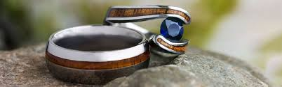 rings wooden images Wood wedding bands jewelry by johan jpg