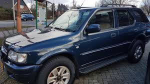 opel frontera 2002 opel frontera 3 2 mv6 barbour youtube