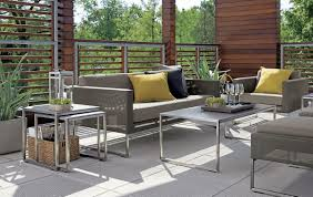 Cb2 Patio Furniture by Transform Your Yard Into A Garden Oasis