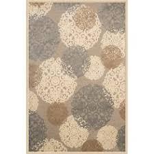 cosmopolitan collection oceana multi olefin area rug overstock