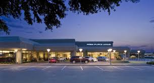 park place lexus plano address senterra llc