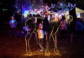 when do the zoo lights end photos denver zoo lights the denver post