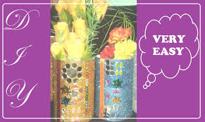how to diy home decor how to diy beautiful flower vase best out of waste room