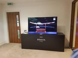 smc showcase sony bravia a1 oled 4k tv and av installation