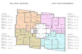 Stansted Airport Floor Plan by 2 Bed Flat For Sale In Station Gate Hertford Herts Sg14