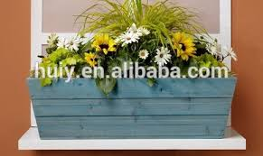 Wooden Window Flower Boxes - wooden window box planter flower box wood planter box buy wood