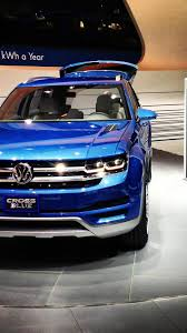 volkswagen crossblue volkswagen crossblue production confirmed for late 2016 at