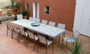 table salon de jardin leclerc stunning table de jardin mosaique leclerc photos awesome