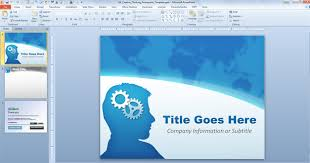 professional powerpoint presentation templates free download