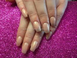 social build acrylic nails with los angeles gel nail technician