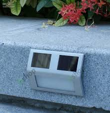 outdoor stairs lighting solar lights for patio steps