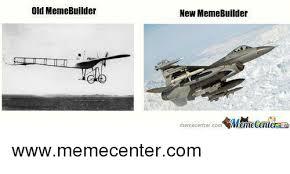 Meme Builder - old meme builder new meme builder memecenter com mariecentenara