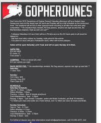 motocross race schedule 2016 sandstorm at gopher dunes set to go off this weekend direct