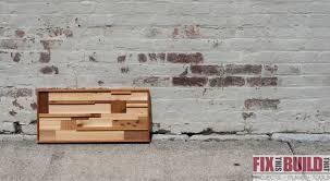 scrap wood wall white scrap wood wall diy projects