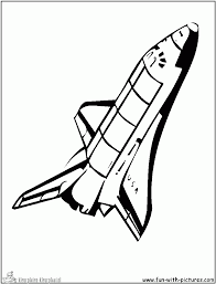 100 rocket clip art free black and white outline no background