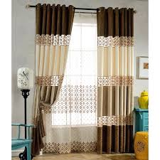 Burgundy Curtains With Valance Chocolate Curtains With Valance Chocolate Curtains With Valance