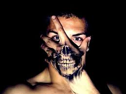 the 25 best skull hand tattoo ideas on pinterest skull hand