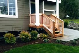 front porch deck ideas