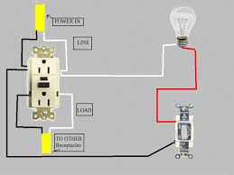 wiring diagram for gfi and light switch u2013 readingrat net