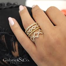 gabriel and co wedding bands how to stack gabriel co rings engagement rings